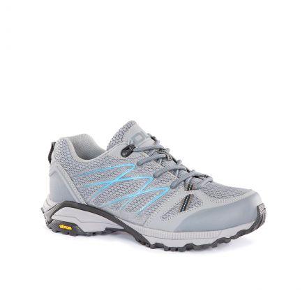 Zindzi Women's DLX Walking Trainer in Grey