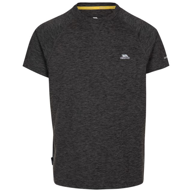 Cameron Men's Short Sleeved Active T-Shirt - BKM