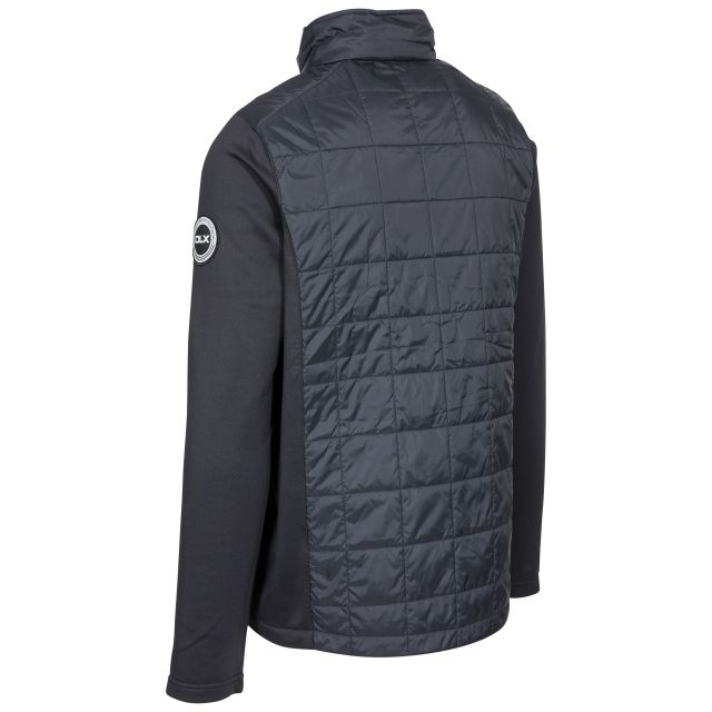 Eno Men's DLX Eco-Friendly Active Jacket in Black
