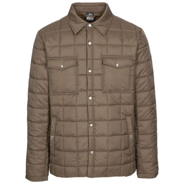 Hullford Men's Quilted Jacket - KHT