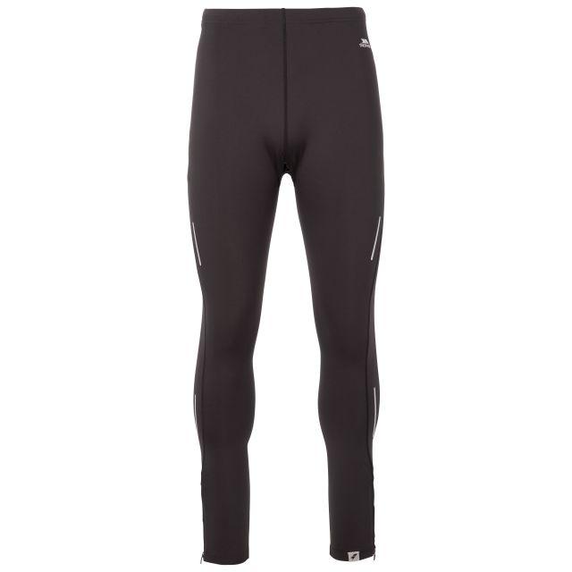 Jaxon Men's Active Leggings in Black