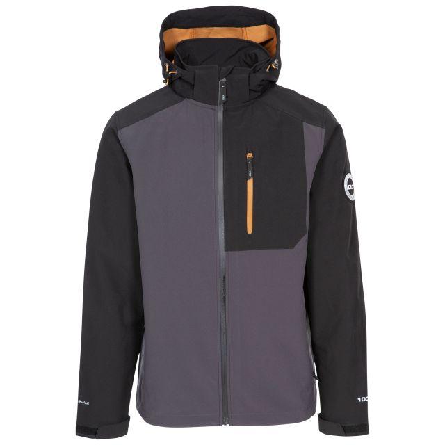 Lutz Men's DLX Softshell Jacket - DAG
