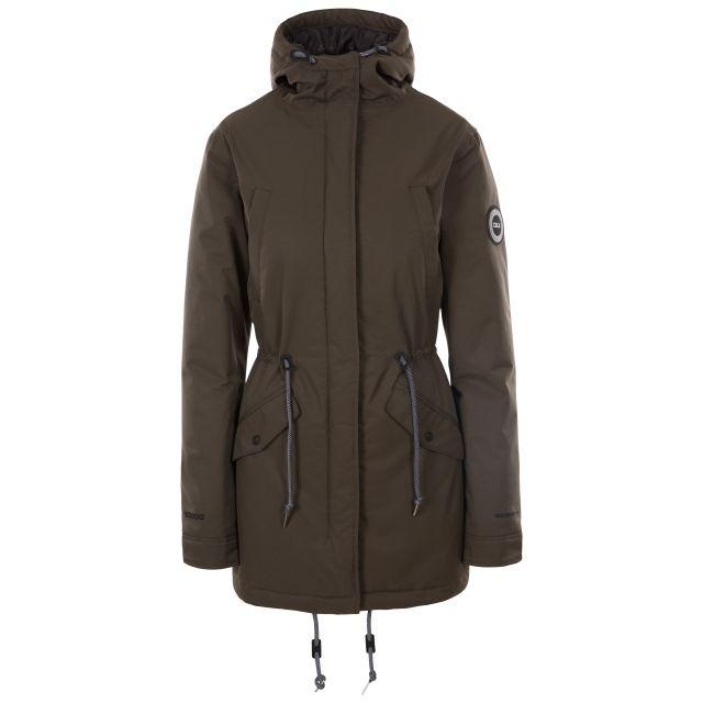 Trespass Womens DLX Jacket Mae - IVY