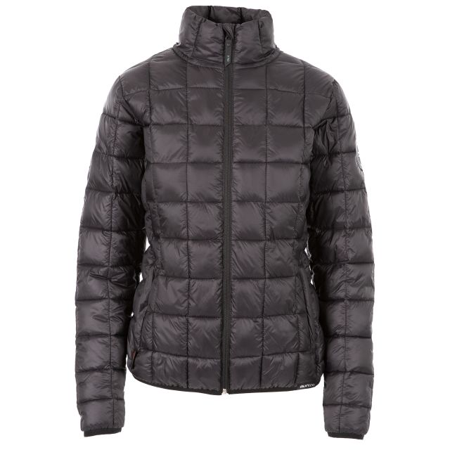 Trespass Womens DLX Eco Range Jacket Melina - BLK