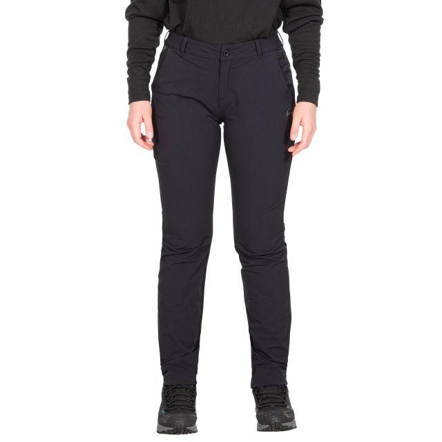 Moreno Women's DLX Eco-Friendly Walking Trousers - BLK