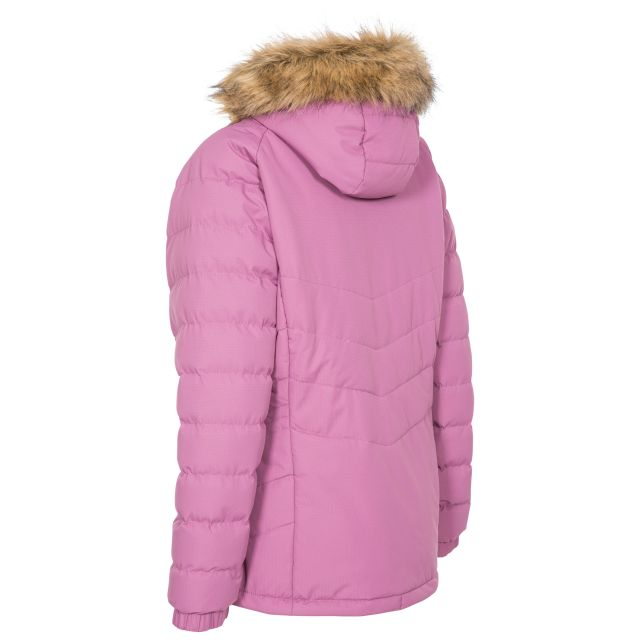 Nadina Women's Padded jacket in Pink