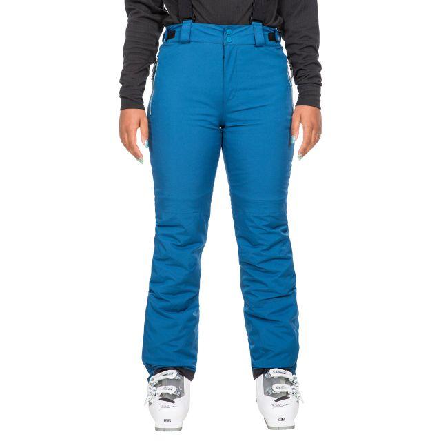 Trespass Women's Waterproof Salopettes Roseanne in Blue
