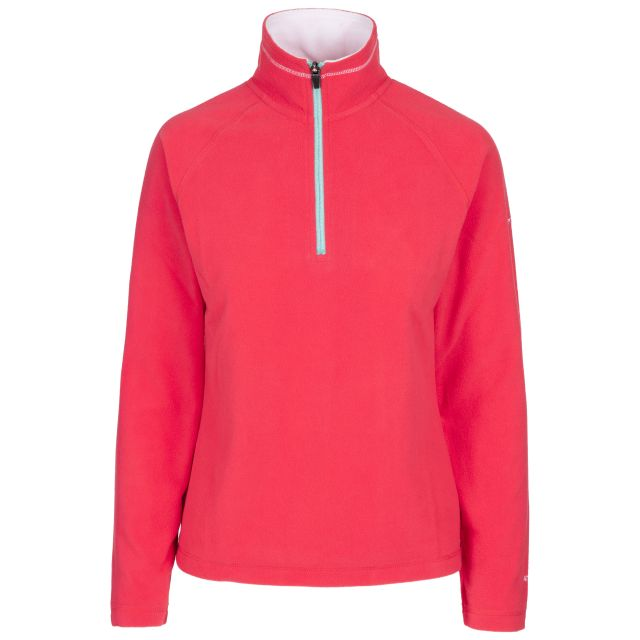 Skylar Women's Fleece in Red