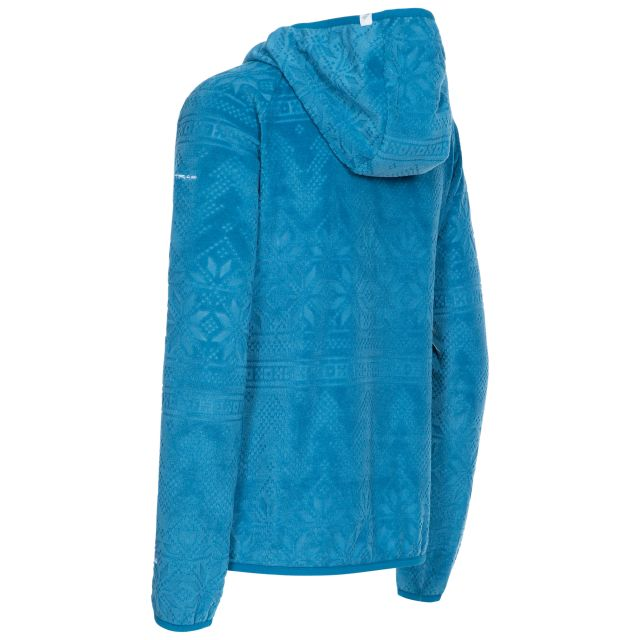 Snowbelle Women's Fleece in Blue