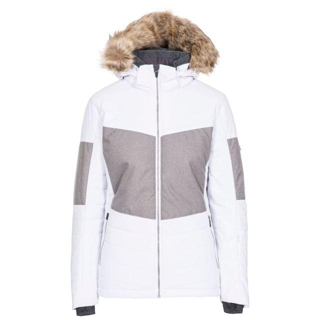 Tiffany Women's Ski Jacket in White