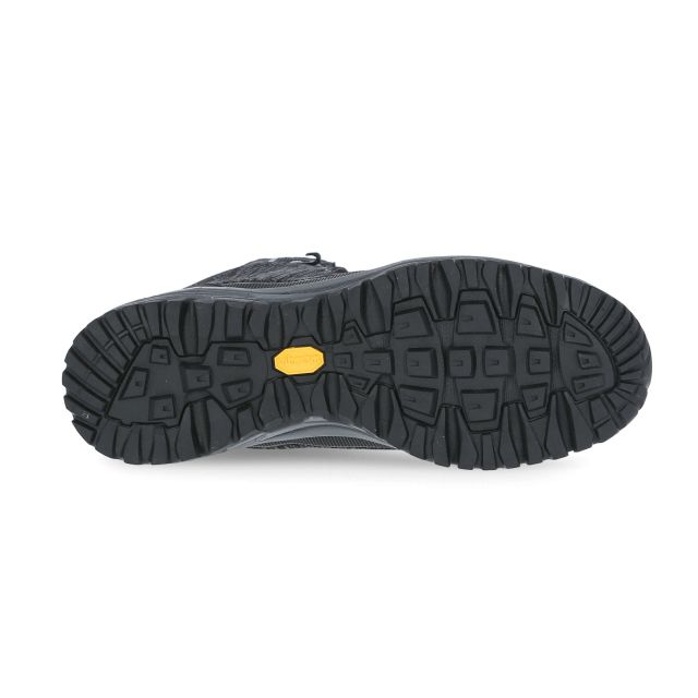 Aitkan Men's DLX Vibram Walking Boots in Black