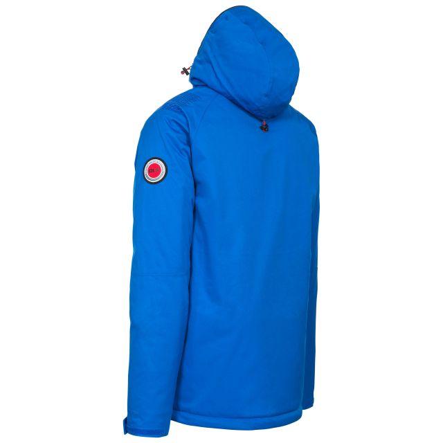 Allen Men's DLX RECCO Waterproof Ski Jacket in Blue