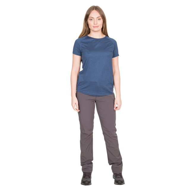Ally Women's DLX Active T-Shirt in Navy