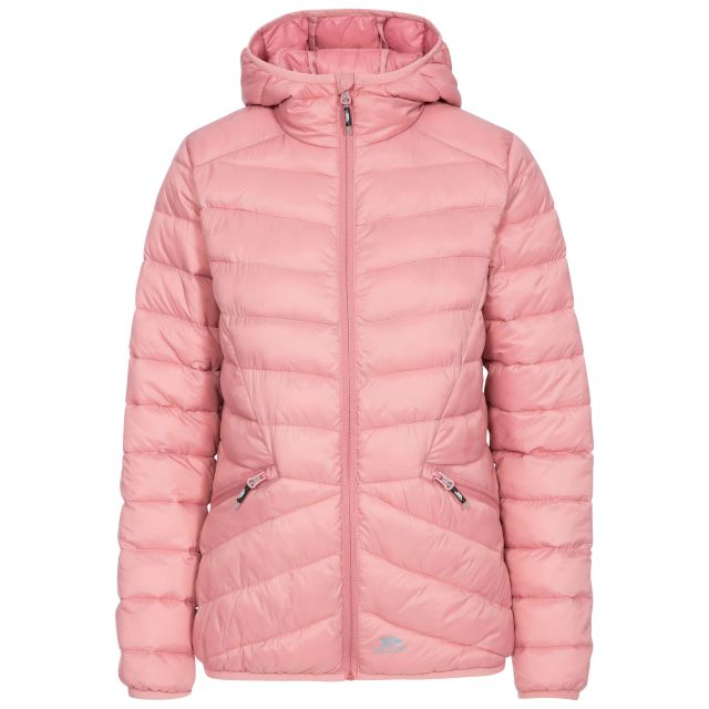 Alyssa Women's Padded Jacket in Pink