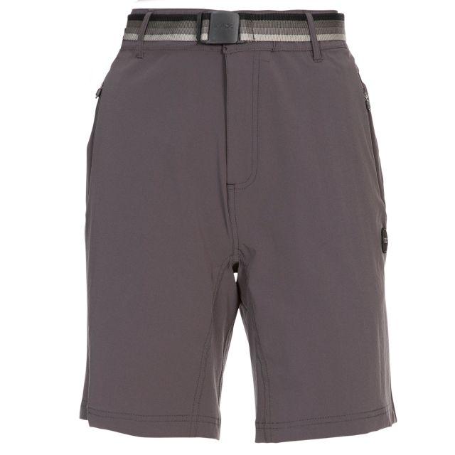Appleton Women's DLX Walking Shorts in Grey