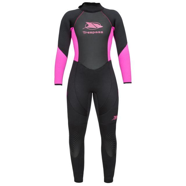 Aquaria Women's 5mm Full Wetsuit in Black