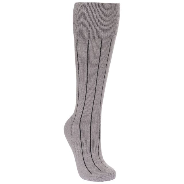Aroama Unisex Walking Socks in Grey