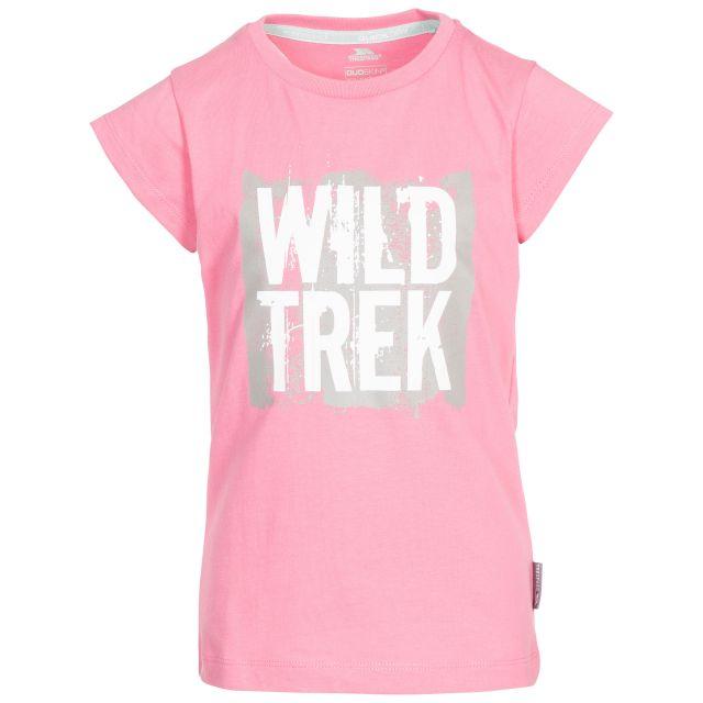 Arriia Kids' Printed T-Shirt in Pink