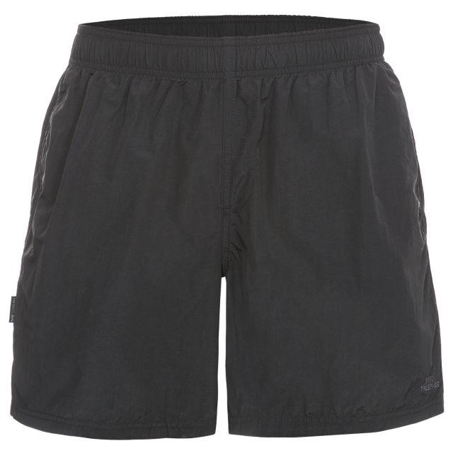Baki Men's Swim Shorts in Black