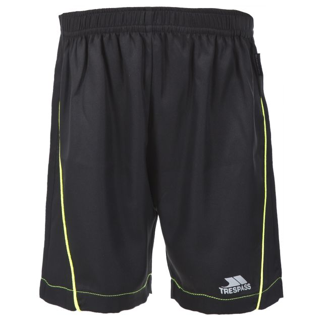 Bandit Kids' Active Shorts in Black