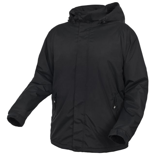 Bayfield Men's Waterproof Padded Jacket in Black