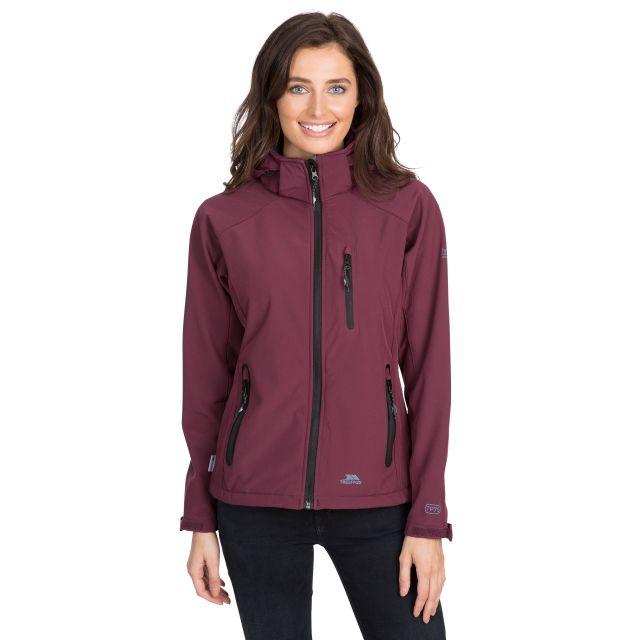 Trespass Womens Softshell Jacket Bela II Fig
