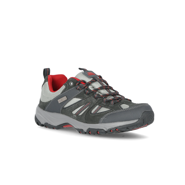Benjamin Men's Walking Shoes in Grey