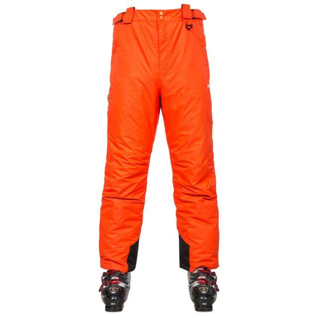 Bezzy Men's Salopettes in Orange