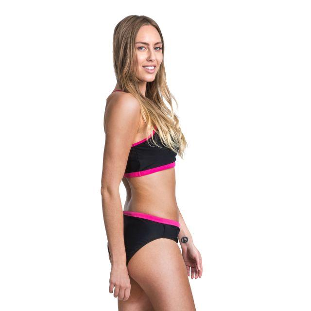 Ziena Women's Bikini Top in Black