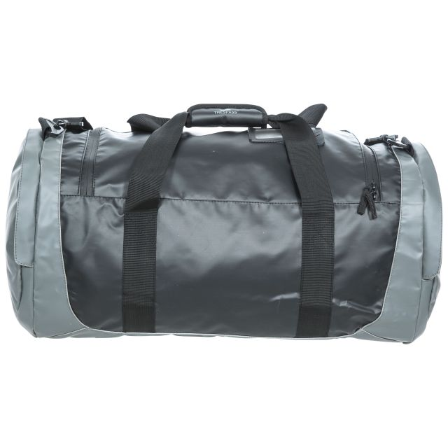 Trespass 60L Waterproof Duffle Bag in Black Blackfriar