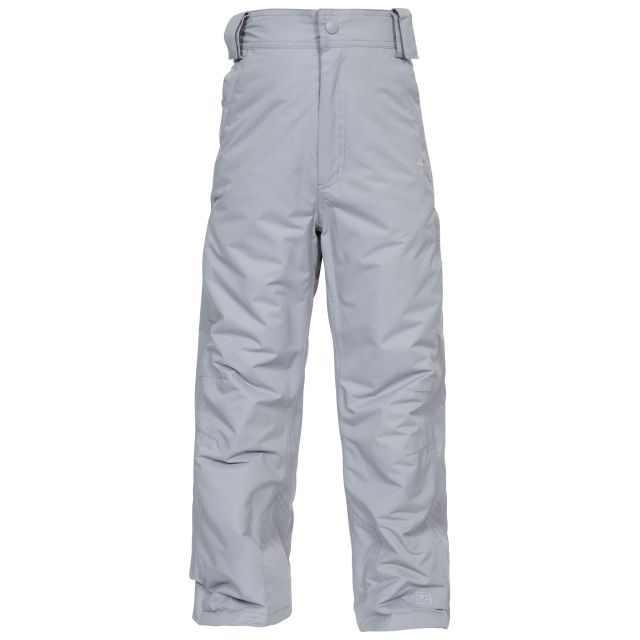 Bombinate Kids' High Waisted Salopettes in Grey