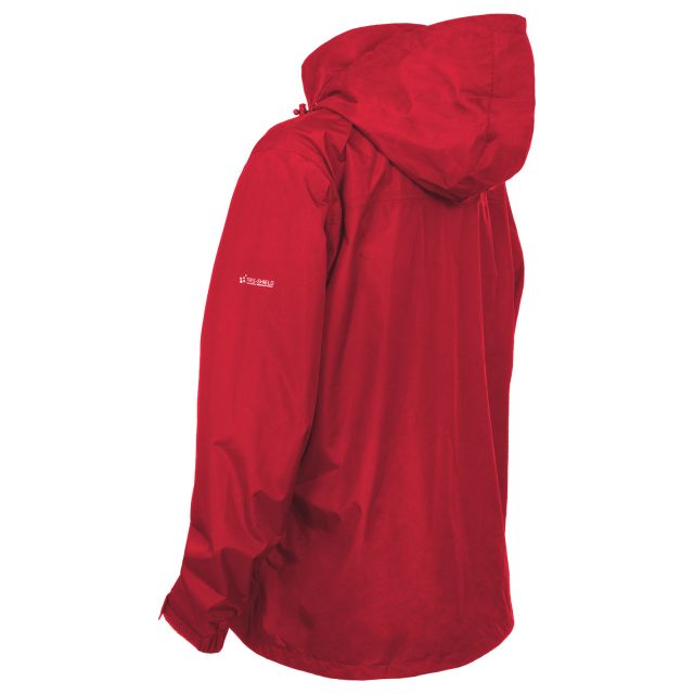 Boncarbo Men's Waterproof Jacket in Red