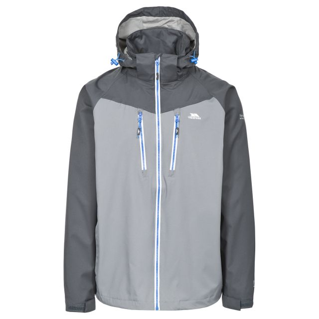 Boone Men's Waterproof Jacket in Grey