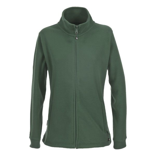 Boyero Women's Fleece in Green