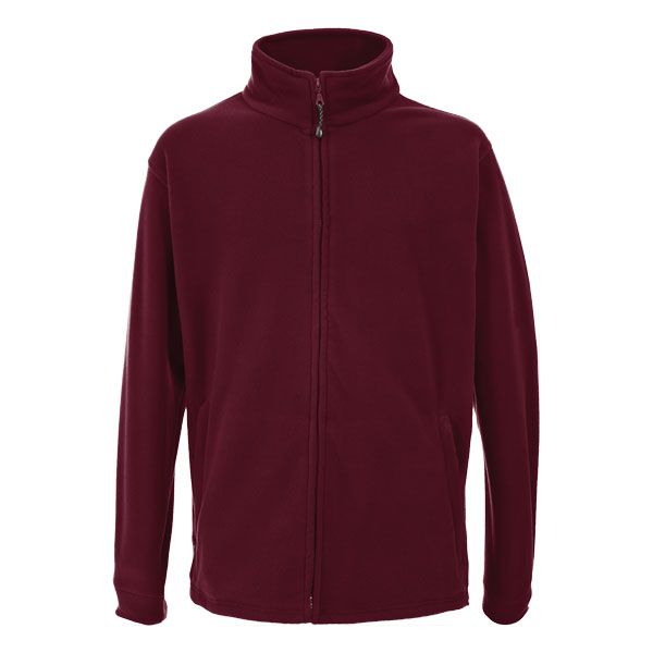 Boyero Women's Fleece in Burgundy