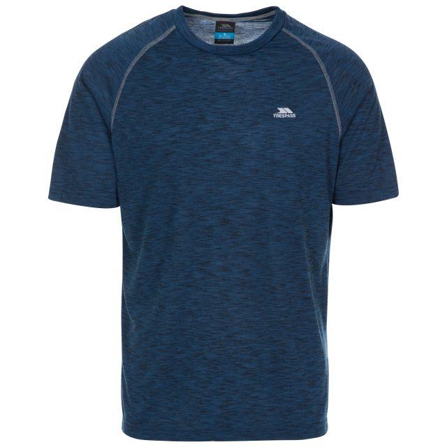Bragg B - Mens T-shirt in Navy