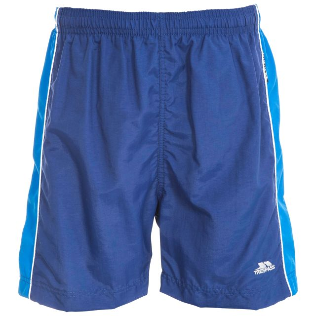 Brandon Kids' Swim Shorts in Navy