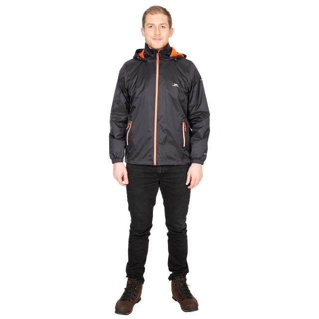 Briar Men's Waterproof Jacket in Black