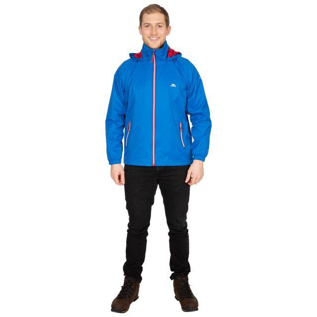 Briar Men's Waterproof Jacket in Blue