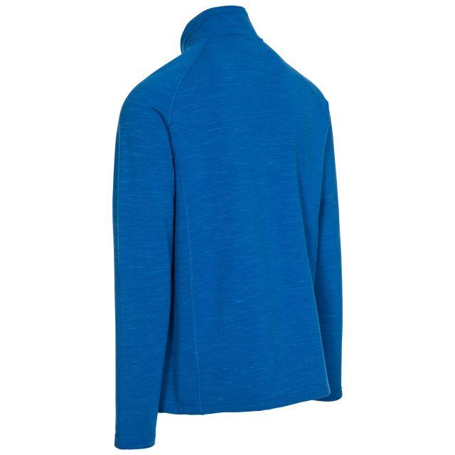 Brolin Men's DLX Fleece Jacket in Blue