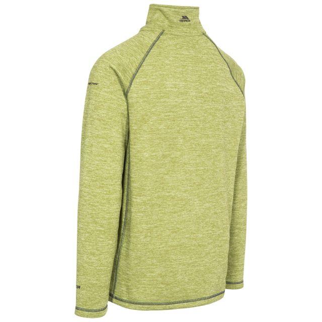 Bungy Men's 1/2 Zip Fleece in Green