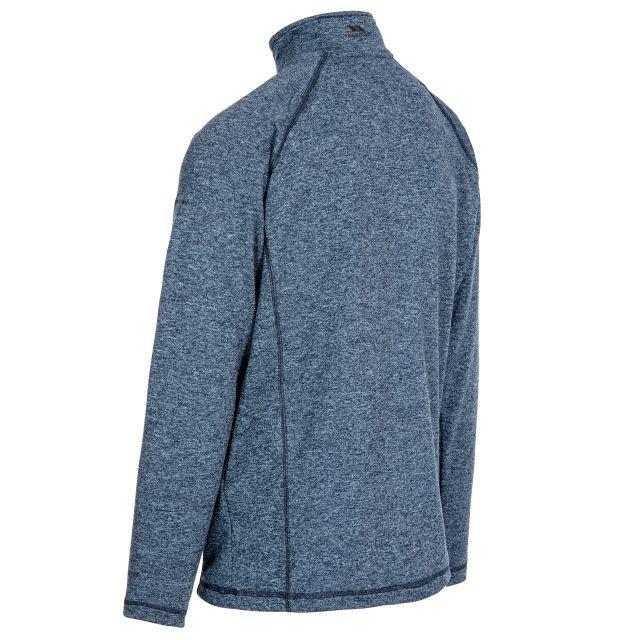 Bungy Men's 1/2 Zip Fleece in Navy