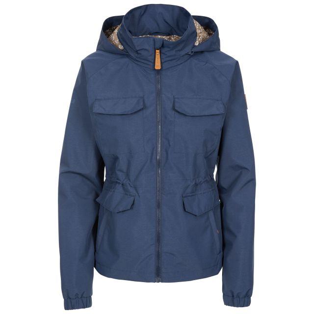 Busybee Women's Waterproof Jacket in Navy