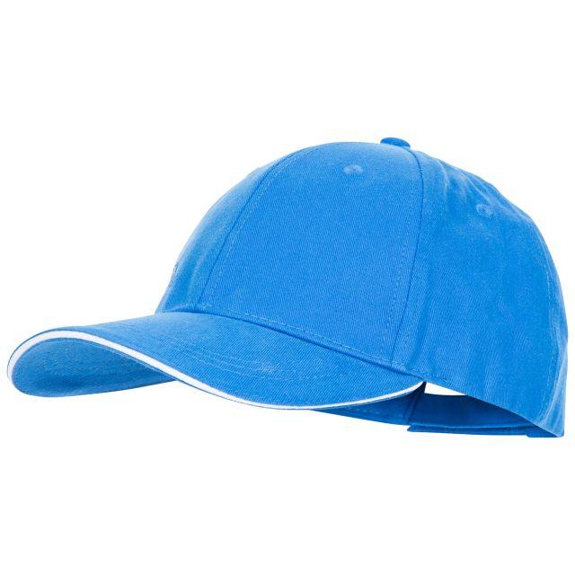 Carrigan Unisex Baseball Cap in Blue