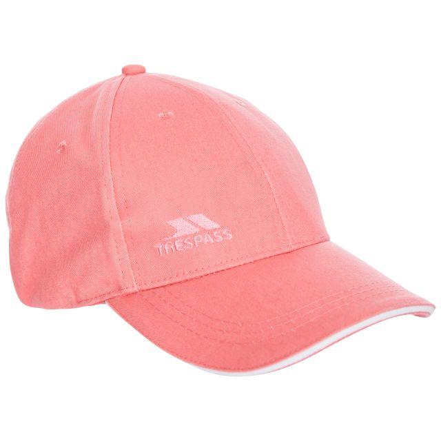 Carrigan Unisex Baseball Cap in Pink