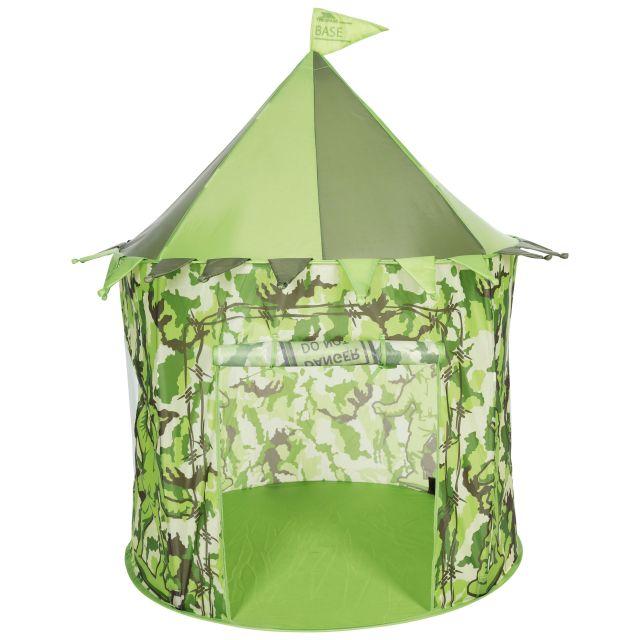 Kids' Indoor and Outdoor Play Tent in Khaki