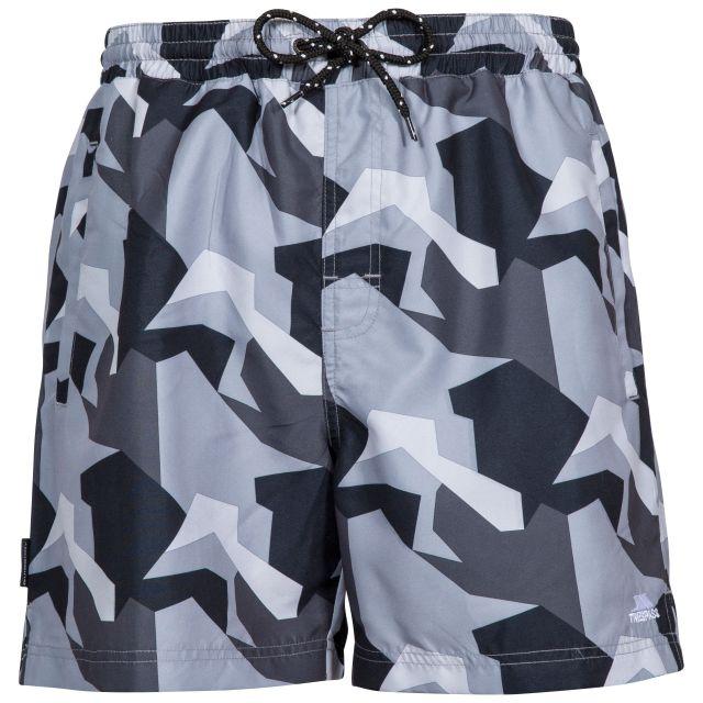 Chiggers Men's Swim Shorts in Black