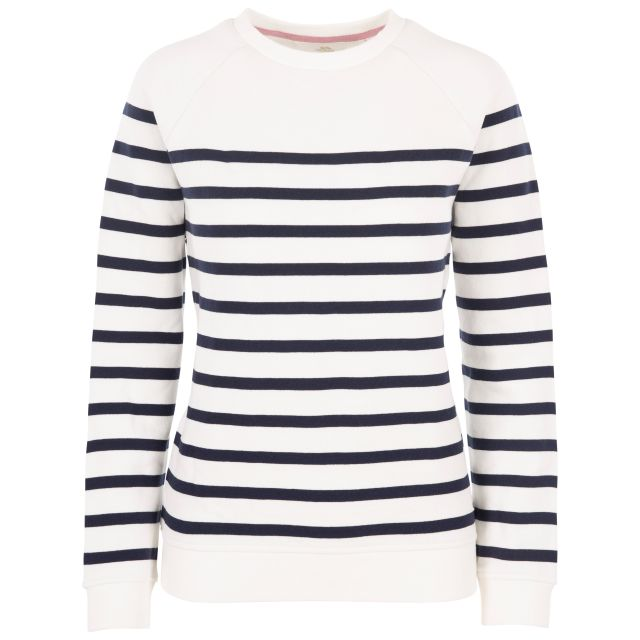 Trespass Womens Casual Sweatshirt Chloe - WNS, Front view on mannequin