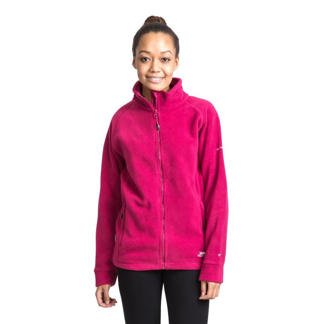 Clarice Women's Fleece in Pink