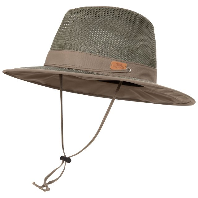 Classified Adults' Panama Hat in Khaki